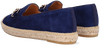 Blaue KANNA Espadrilles DORA  - small