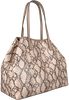 Beige GUESS Handtasche VIKKY LARGE TOTE  - small