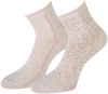 Beige MARCMARCS Socken AMY COTTON 2-PACK  - small