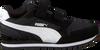 Schwarze PUMA Sneaker ST.RUNNER JR - small
