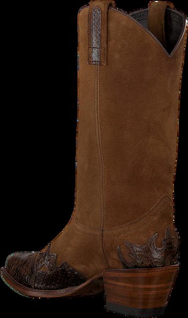 Cognacfarbene SENDRA Hohe Stiefel 16753  - large
