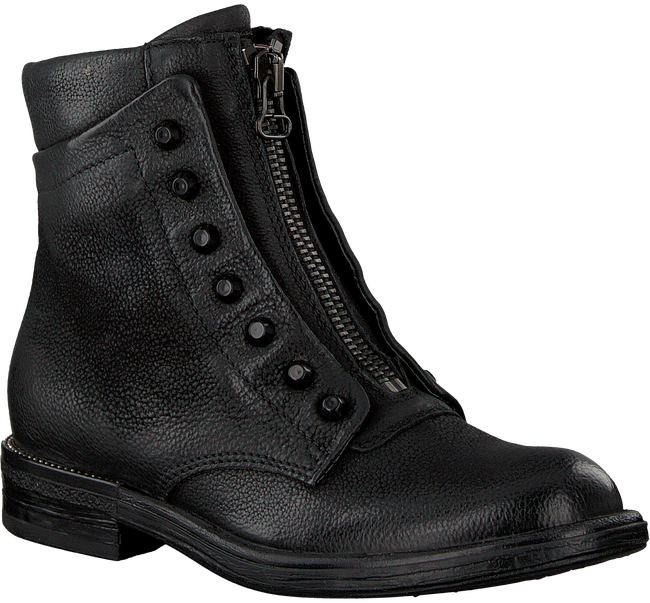 Schwarze MJUS Biker Boots 971236 SOLE PAL - large
