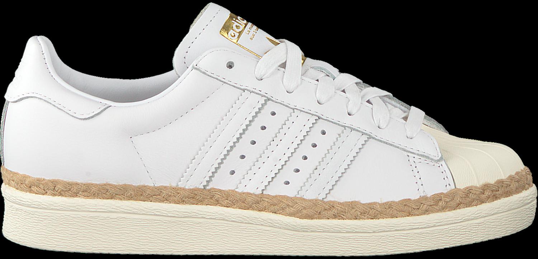 adidas online, adidas Weiße Adidas Sneaker SUPERSTAR DAMES