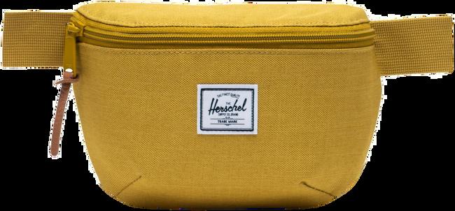 Gelbe HERSCHEL Gürteltasche FOURTEEN  - large