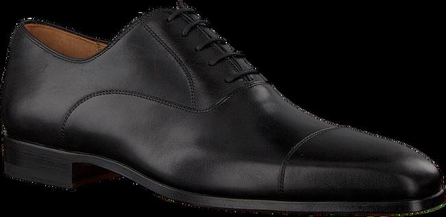 Schwarze MAGNANNI Business Schuhe 12623 - large