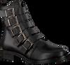 Schwarze OMODA Biker Boots 165K SOLE KIRA - small