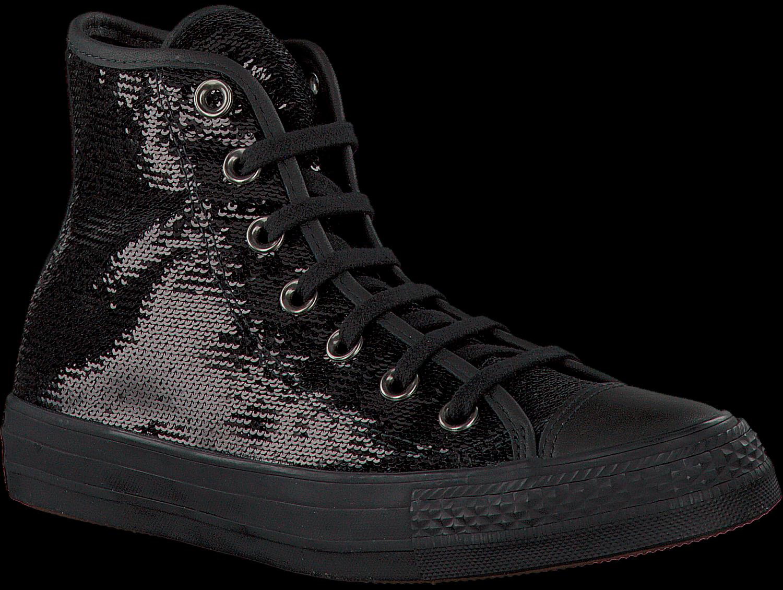 Schwarze CONVERSE Sneaker CTAS HI DAMES | Omoda