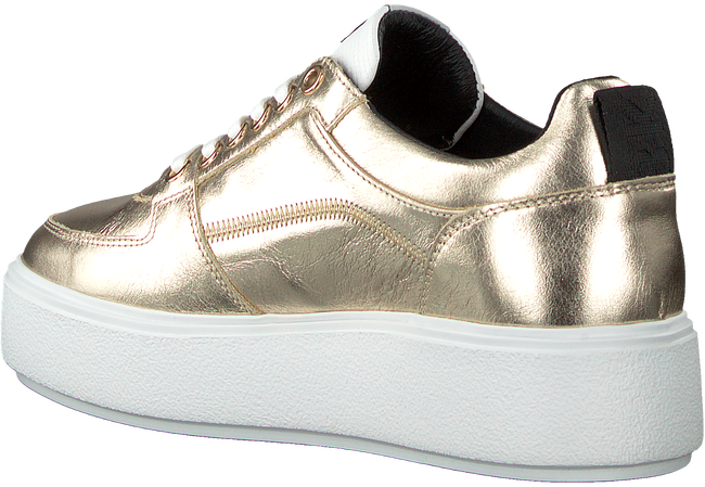 Goldfarbene NUBIKK Sneaker low ELISE BLUSH  - large