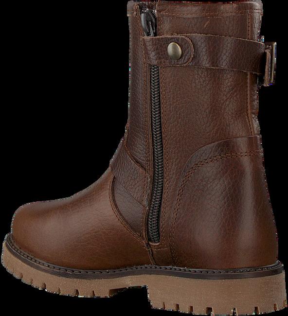 Cognacfarbene TON & TON Ankle Boots 292181  - large