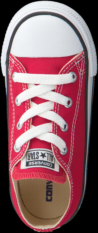 Rote CONVERSE Sneaker CTAS OX KIDS Omoda