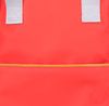 Rote STICKY LEMON Rucksack BACKPACK CORDUROY SMALL  - small