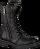 Schwarze REPLAY Biker Boots RL260016L EVY - small