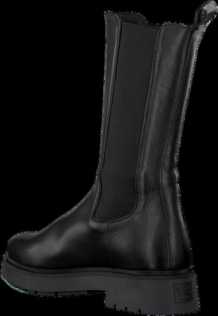 Schwarze VIA VAI Chelsea Boots ALEXIS ZAHIR  - large