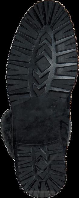 Schwarze VERTON Hohe Stiefel MUNCHEN  - large