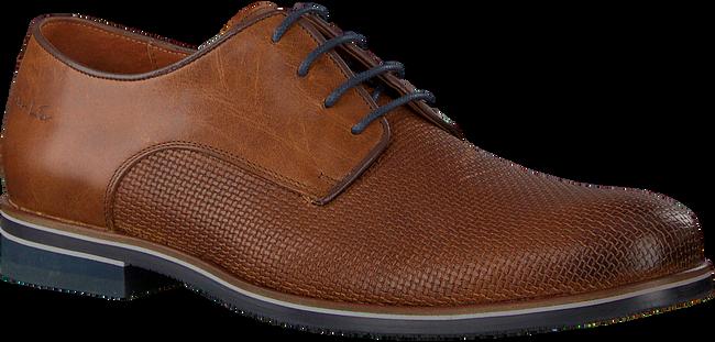 Cognacfarbene VAN LIER Business Schuhe 1915619  - large
