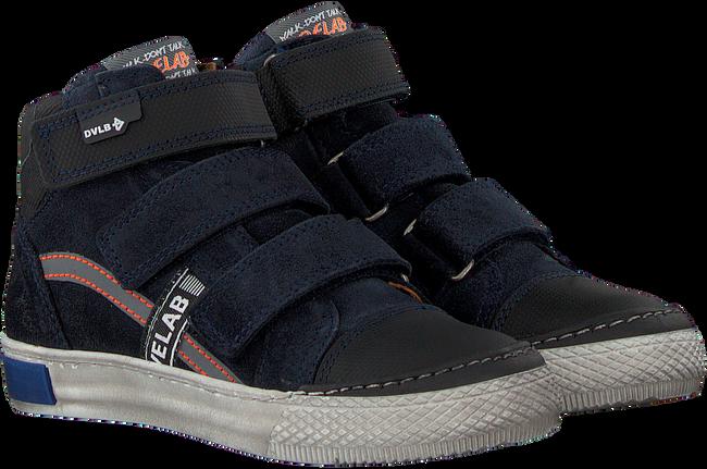 Blaue DEVELAB Sneaker high 41785  - large