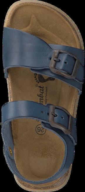Blaue WARMBAT Sandalen 081515 - large