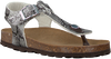 Silberne KIPLING Sandalen NAIROBI 1  - small
