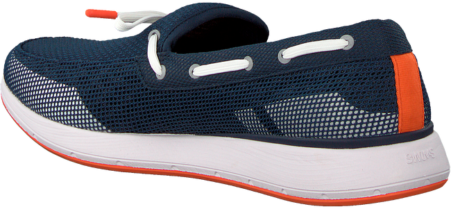 Blaue SWIMS Loafer BREEZE WAVE LACE  - large
