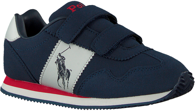 Blaue POLO RALPH LAUREN Sneaker low BIG PONY JOGGER EZ  - large