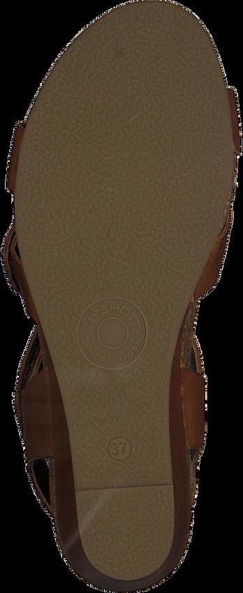 Braune CA'SHOTT Sandalen 15040 - larger