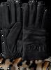 Schwarze UGG Handschuhe CUFF LOGO TECH  - small