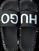 Schwarze HUGO Pantolette TIMEOUT_SLIP_RBLG  - small