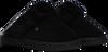 Schwarze WARMBAT Hausschuhe FLURRY  - small