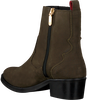 Cognacfarbene HABOOB Ankle Boots P6731  - small