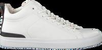 Weiße BLACKSTONE Sneaker RM14  - medium