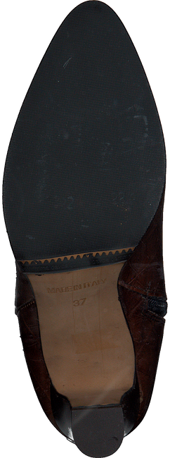 Braune NOTRE-V Hohe Stiefel AH210  - large
