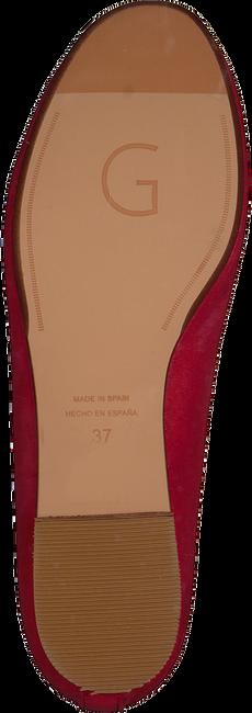 Rote GIULIA Ballerinas G.12.BALLERINA  - large