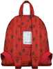 Rote SHOESME Rucksack BAG9A030  - small