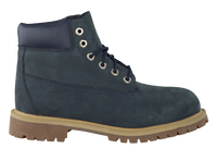 908a616f48a70b Blaue TIMBERLAND Ankle Boots 6IN PRM WP BOOT KIDS - medium