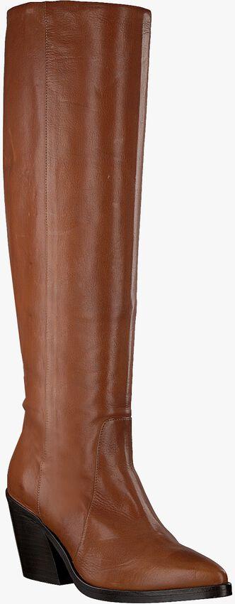 Cognacfarbene VIA VAI Hohe Stiefel BLAKE  - larger