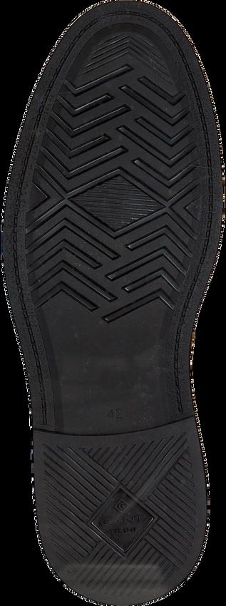 Cognacfarbene GANT Business Schuhe FARGO  - larger
