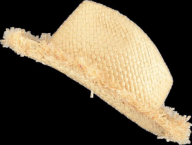 Beige LE BIG Hut JOVI HAT - large