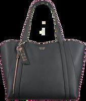Schwarze GUESS Handtasche NAYA TRAP TOTE  - medium