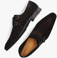 Braune MAGNANNI Business Schuhe 23696  - medium