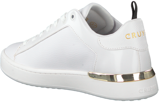 Weiße CRUYFF CLASSICS Sneaker low PATIO LUX  - large