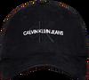 Schwarze CALVIN KLEIN Kappe J MONOGRAM CAP M  - small