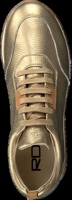 Goldfarbene ROBERTO D'ANGELO Sneaker low MOTO  - large