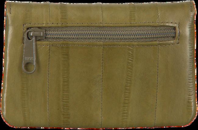 Grüne BECKSONDERGAARD Portemonnaie HANDY SEASONAL COLORS  - large
