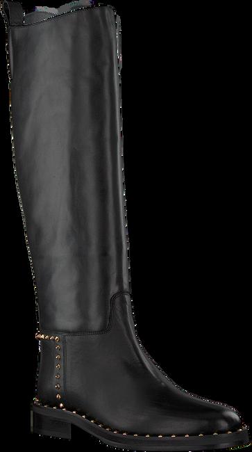 Schwarze NOTRE-V Hohe Stiefel B4253  - large