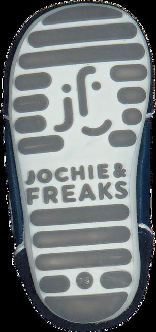 Blaue JOCHIE & FREAKS Babyschuhe 19010  - large