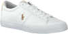 Weiße POLO RALPH LAUREN Sneaker SAYER SNEAKERS VULC  - small