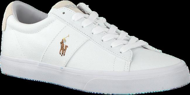 Weiße POLO RALPH LAUREN Sneaker SAYER SNEAKERS VULC  - large