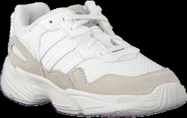 Weiße ADIDAS Sneaker YUNG-96 EL I  - large