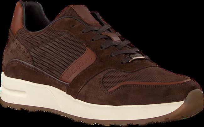 Braune MAZZELTOV Sneaker 10445  - large