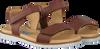 Cognacfarbene KOEL4KIDS Sandalen K0600  - small
